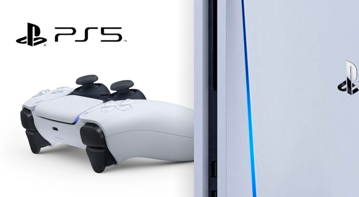 Ps5 Official Design Of The White Console Is Imagined From Dualsense Controller Playstation 5 Photos Video Video Game Newsy Today