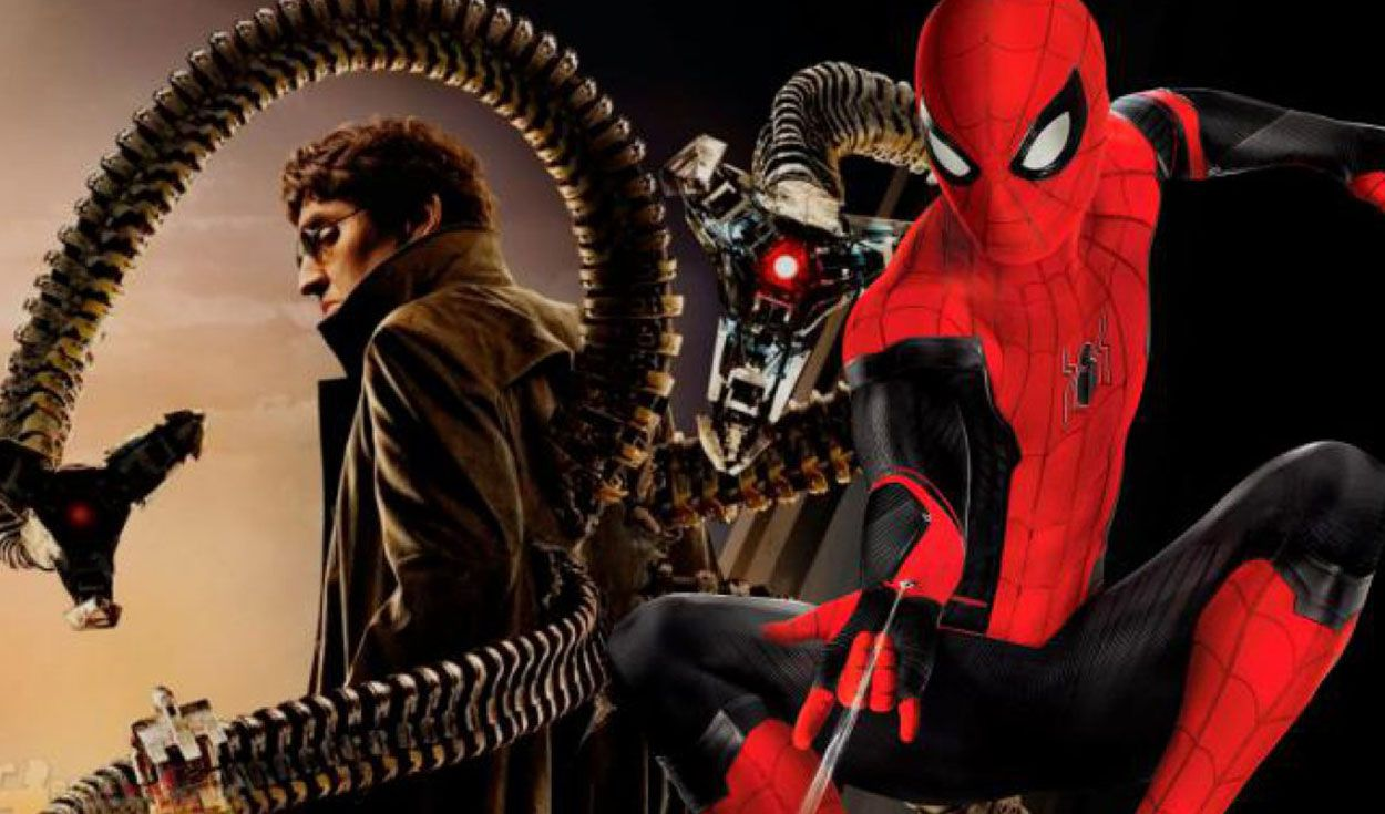 Spiderman, Alfred Molina Foto: Sony Pictures