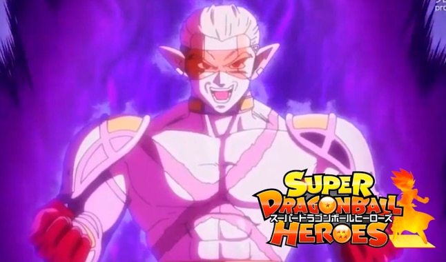 Dragon Ball Super Hearts Destruye Universo 7 Frente A Goku Dragon