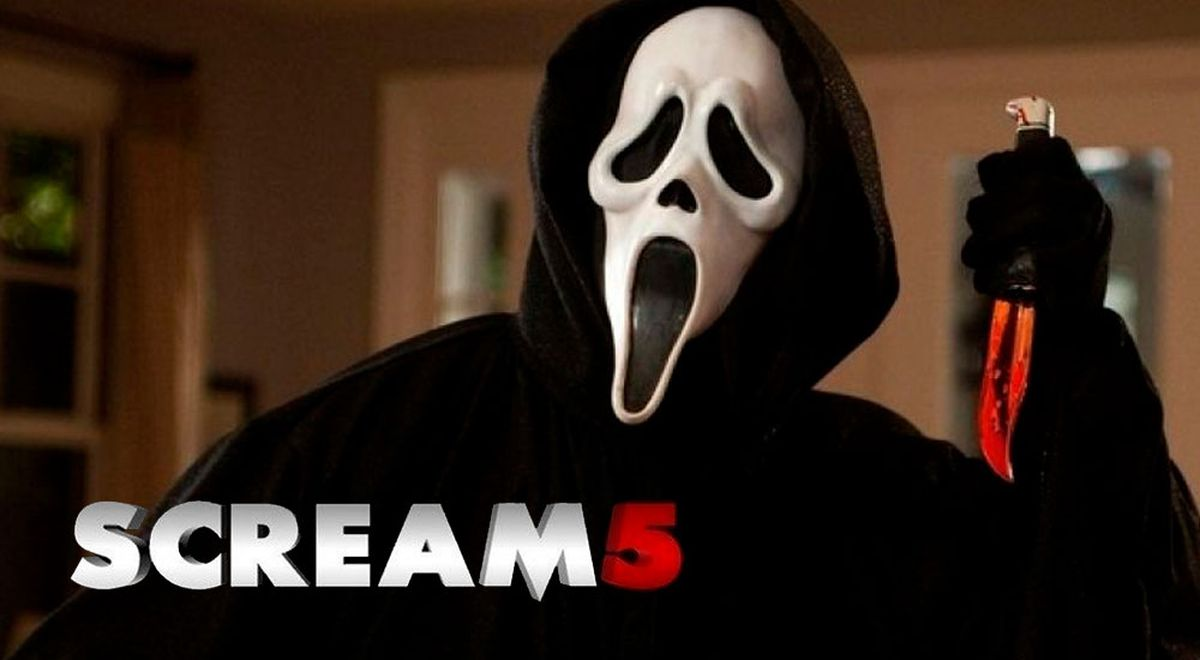 Yell 5 Confirm New Horror Movie Neve Campbell David Arquette Wes Craven Cinema And Shows