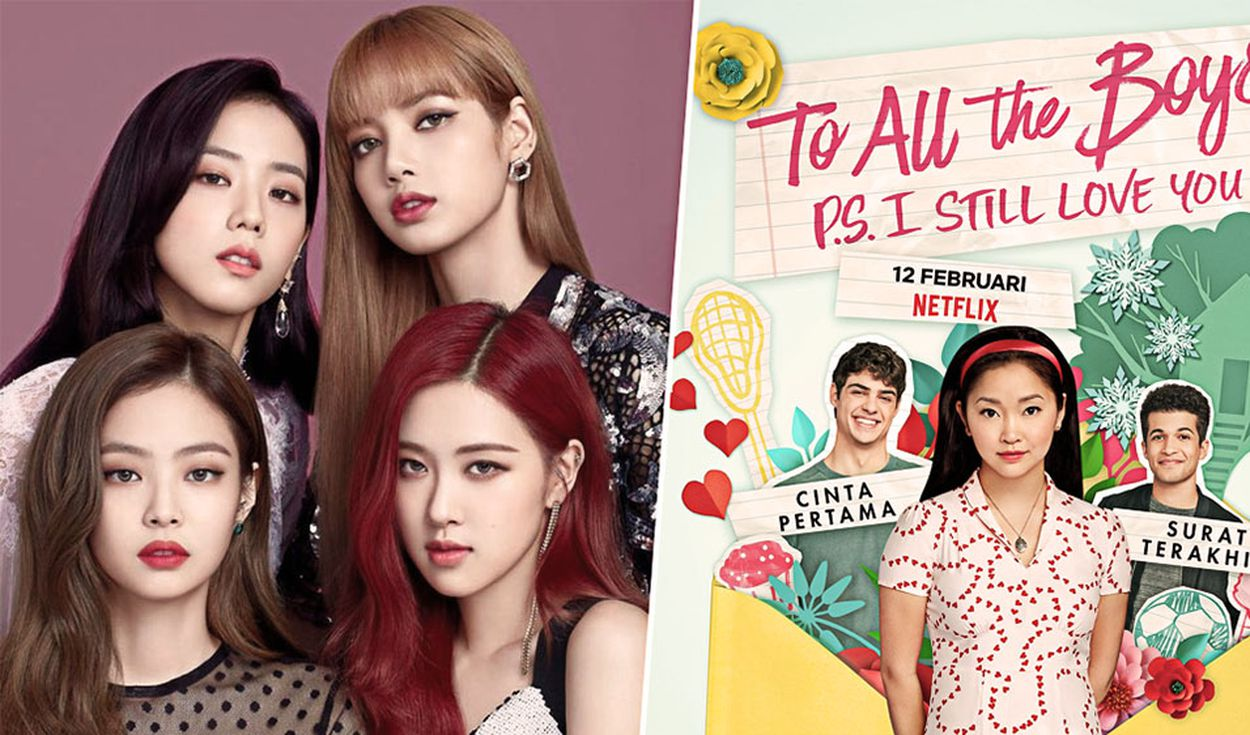 "El cuarteto de K-pop acompaña a Lara Jean en la película ""To All The Boys 2"""