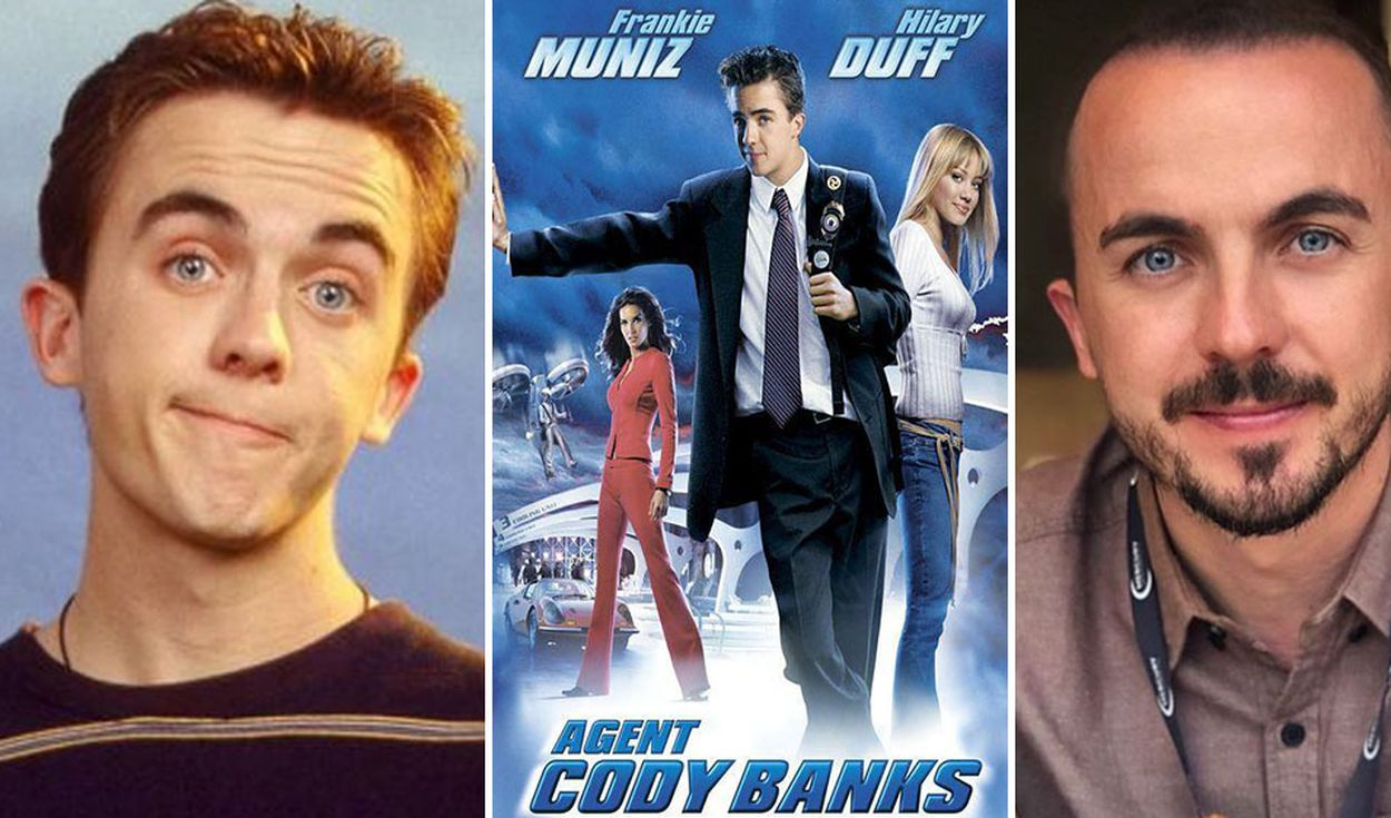 El actor logró la fama internacional con Malcolm in the middle  - Crédito: FOX, @frankiemuniz4 y MGM