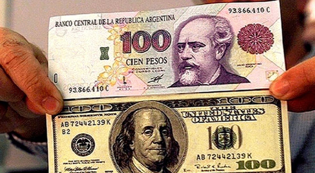 Argentine Peso Friday October 25 2019