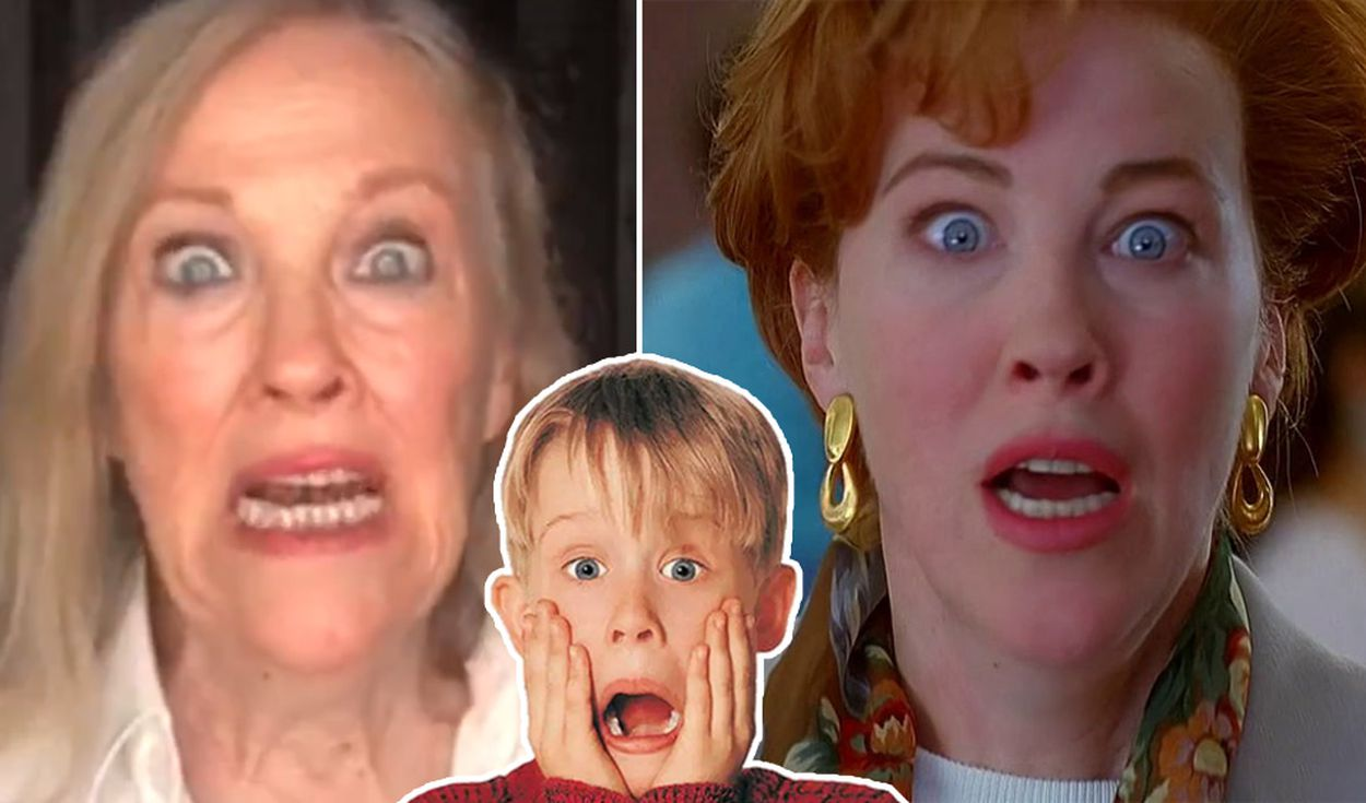 Catherine O'Hara, Kate McCallister, madre de Kevin - Crédito: 20th Century Fox