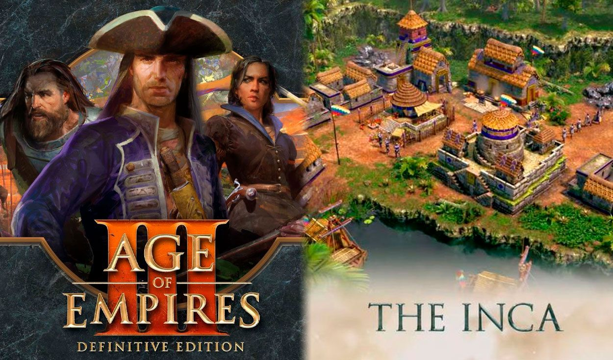 Age of Empires III: Definitive Edition ya disponible