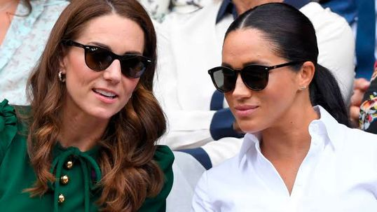 Kate Middleton, Meghan Markle, Príncipe Harry