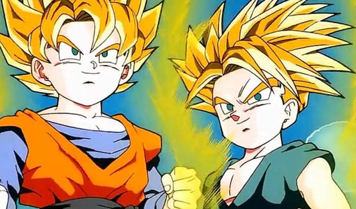 Dragon Ball Super Akira Toriyama Revela Porque Trunks Y Goten Nacieron Sin Cola Anime Manga Plus Anime Flv La Republica
