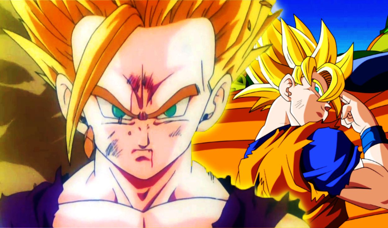 Dragon Ball Debio Terminar En La Saga De Cell Dragon Ball Z Goku Vegeta Akira Toriyama La Republica