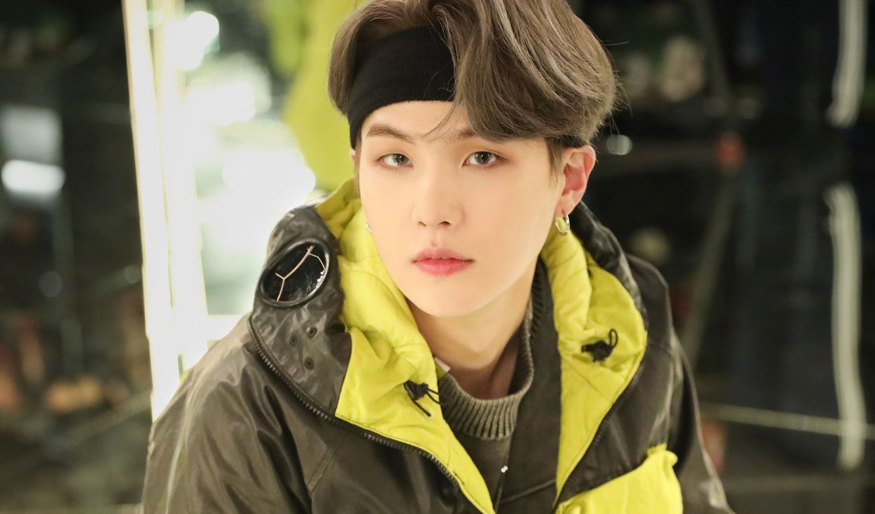 Suga de BTS estará en hiatus hasta recuperarse por completo. Foto: Big Hit Entertainment