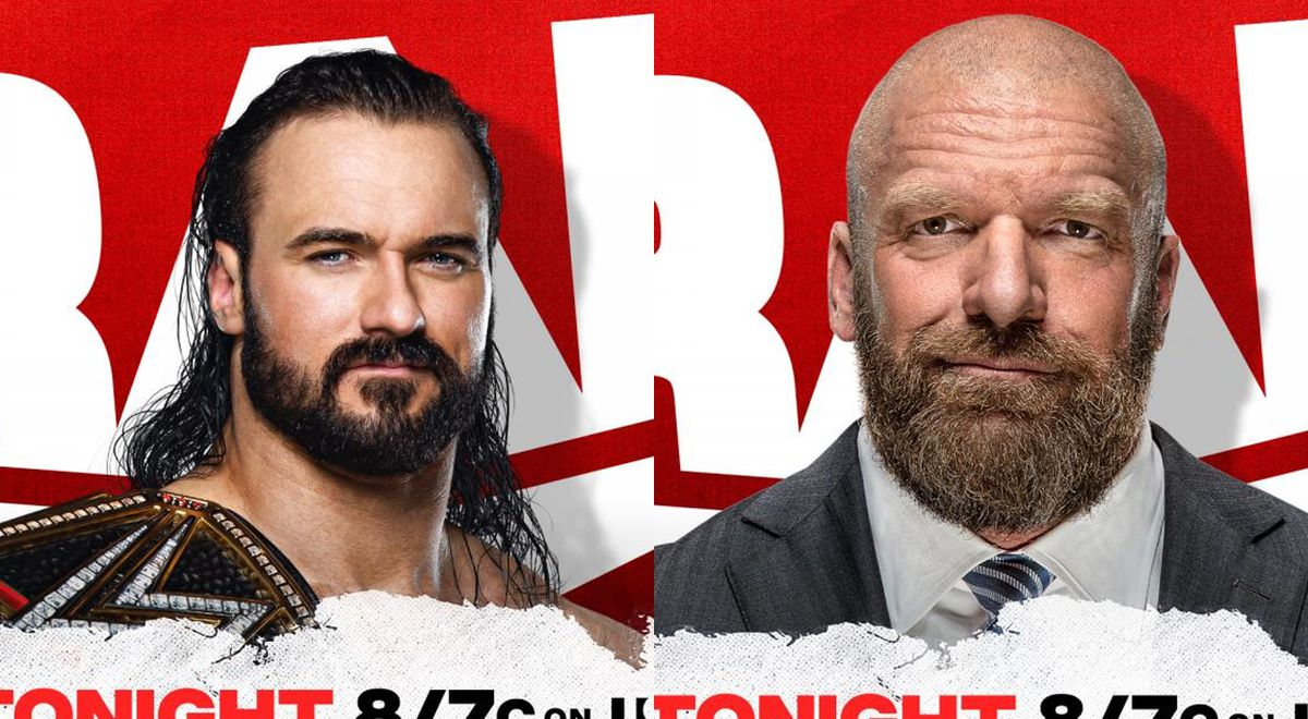 Wwe Raw En Vivo En Español Vía Fox Sports 2 Por Internet Hoy Royal Rumble 2021 Noticias Peru