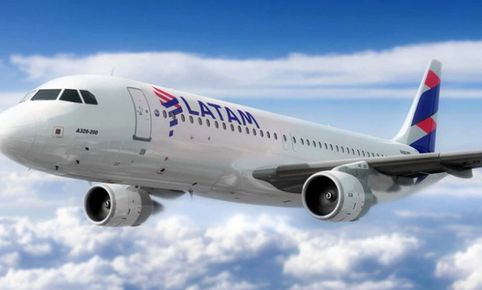 Latam Airlines. Foto: Infoabe.