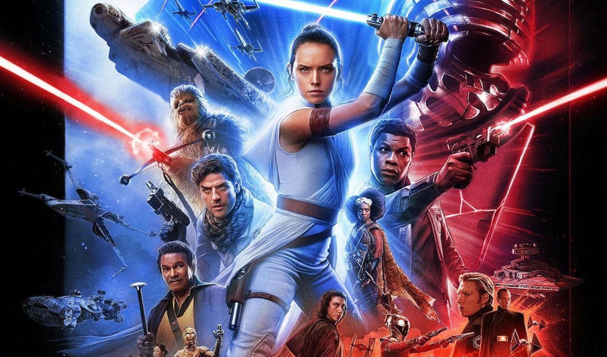 Star Wars: The Rise of Skywalker guión