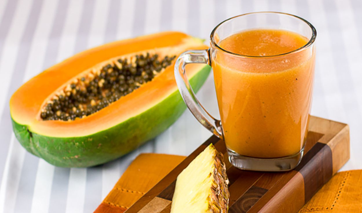 Prepárate para el verano de forma natural con las semillas de papaya. Créditos: The BlackPeppercorn.