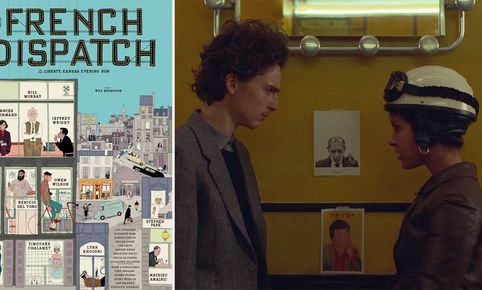 The French Dispatch, nueva película de Wes Anderson