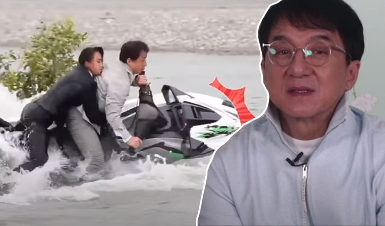Jackie Chan contó detalles del accidente que tuvo en el set de Vanguard, su última película - Crédito: China Film International