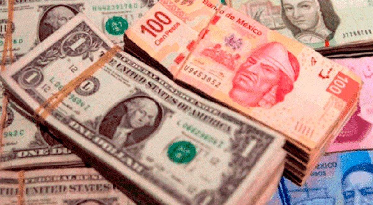Mexico Dollar Price How Much Is The Peso Quoted This