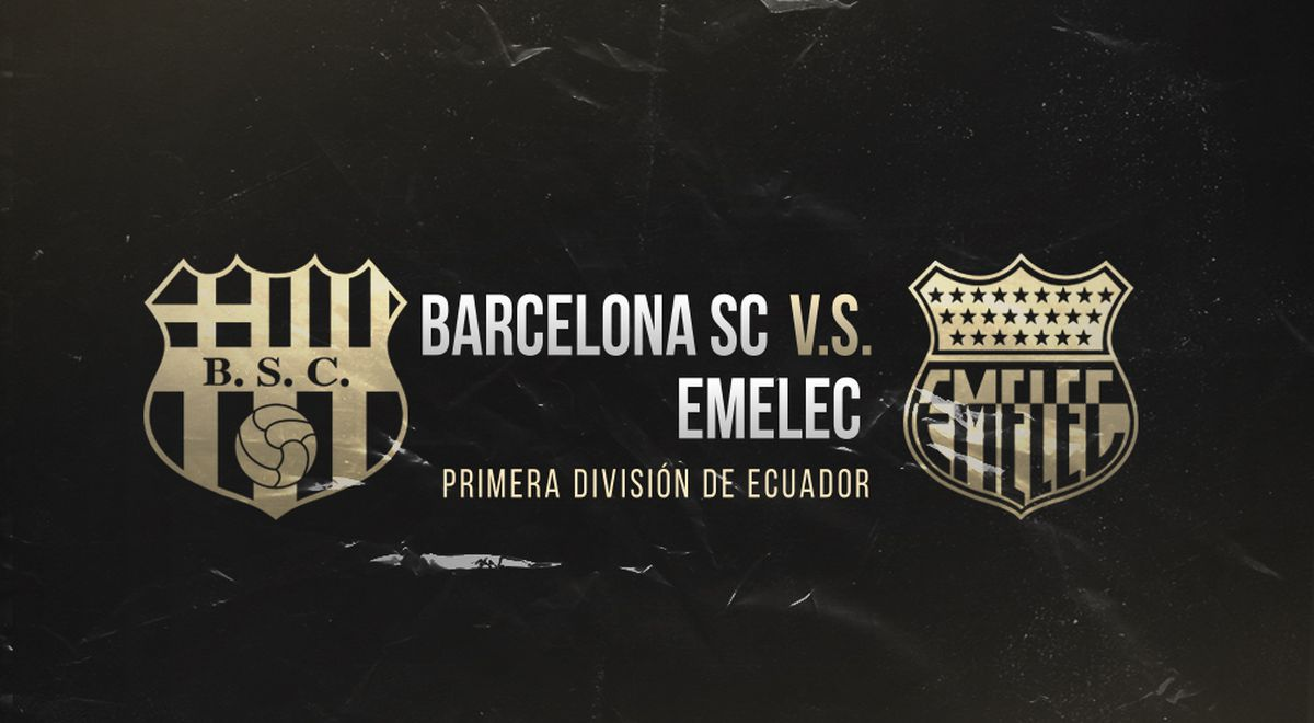 See Goltv Ecuador Online Barcelona Sc Vs Emelec Live Free Rojadirecta Online Today S Match Ligapro 2020 What Time Is The Clasico Del Astillero And On Which Channel Is The Barcelona Sc Match