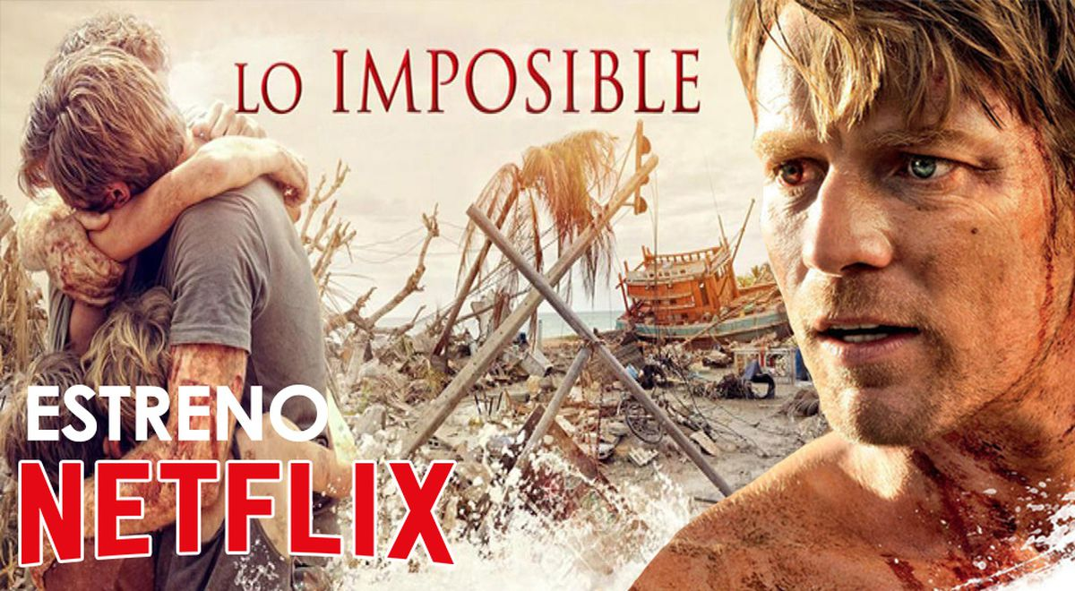 Lo Imposible Historia Real De La Familia Alvarez Belon Hecha Pelicula Netflix Tom Holland Ewan Mcgregor La Republica