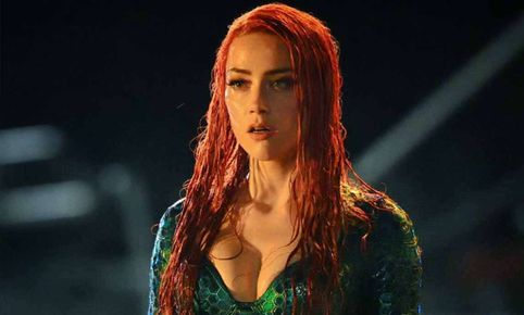 Amber Heard será despedida de Aquaman 2 | Créditos: Warner Bros.