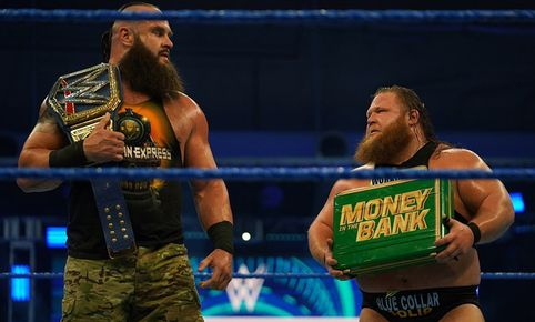 WWE SmackDown se realizó este viernes 15 con toda la resaca del  Money in the Bank. Foto: WWE