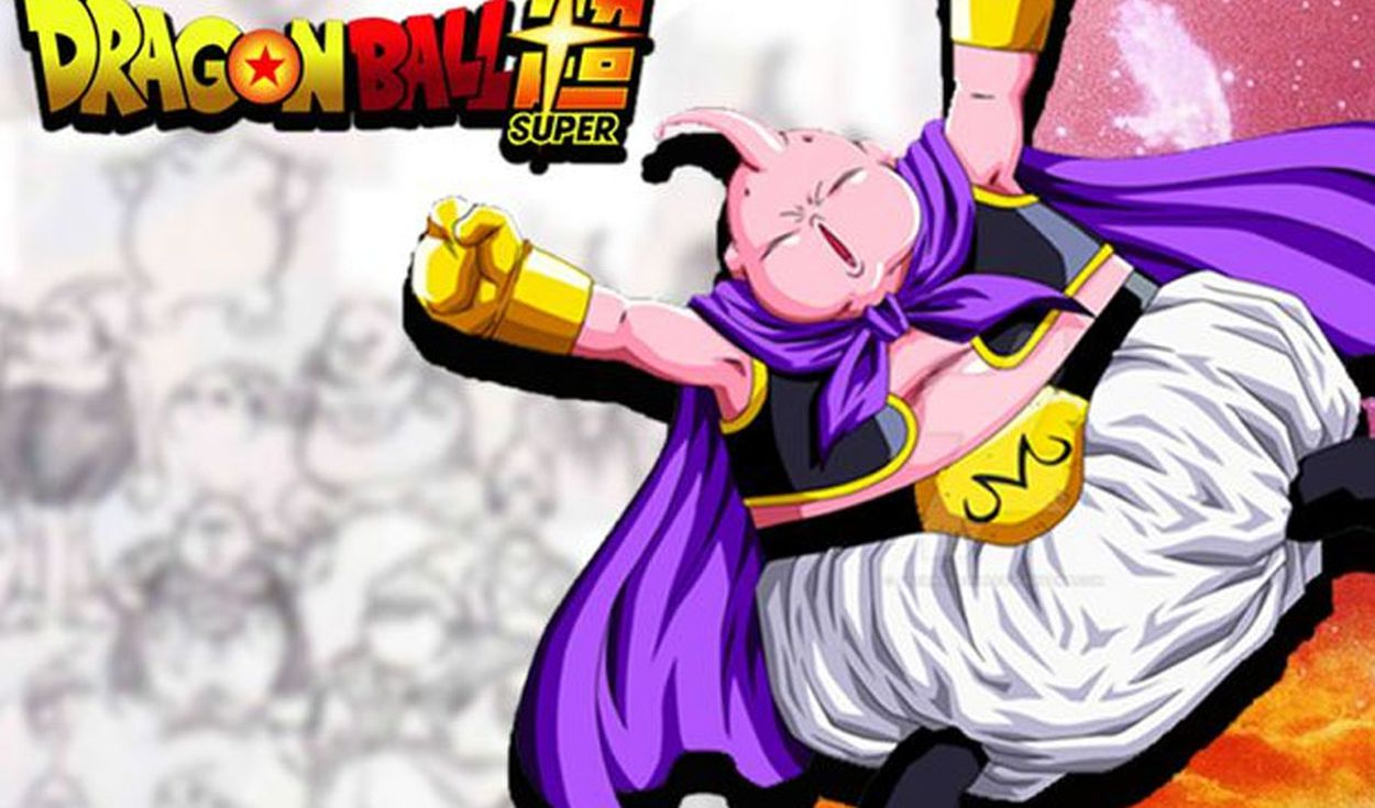Dragon Ball Super Akira Toriyama Bocetos Originales De Majin Boo Toyotaro Manga Plus Anime Flv La Republica