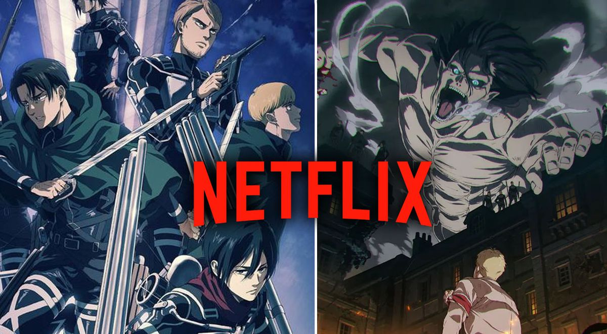 Attack On Titan Season 4 Netflix / For the us, that means the attack on titan season 4 air time ...