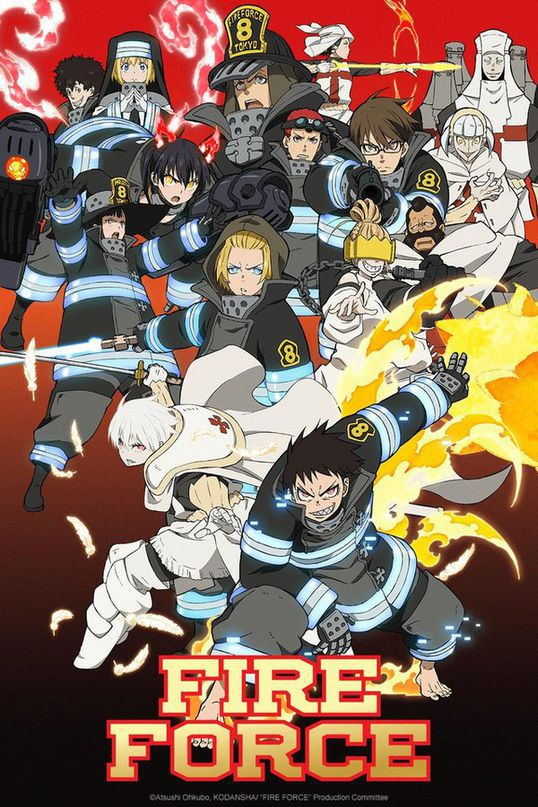 fire force temporada 2