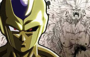 Dragon Ball Super Heroes Online Golden Metal Cooler Masacra A