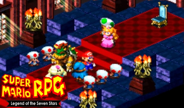 YouTube | La beta de Super Mario 64 y Mario RPG son revelados en ...