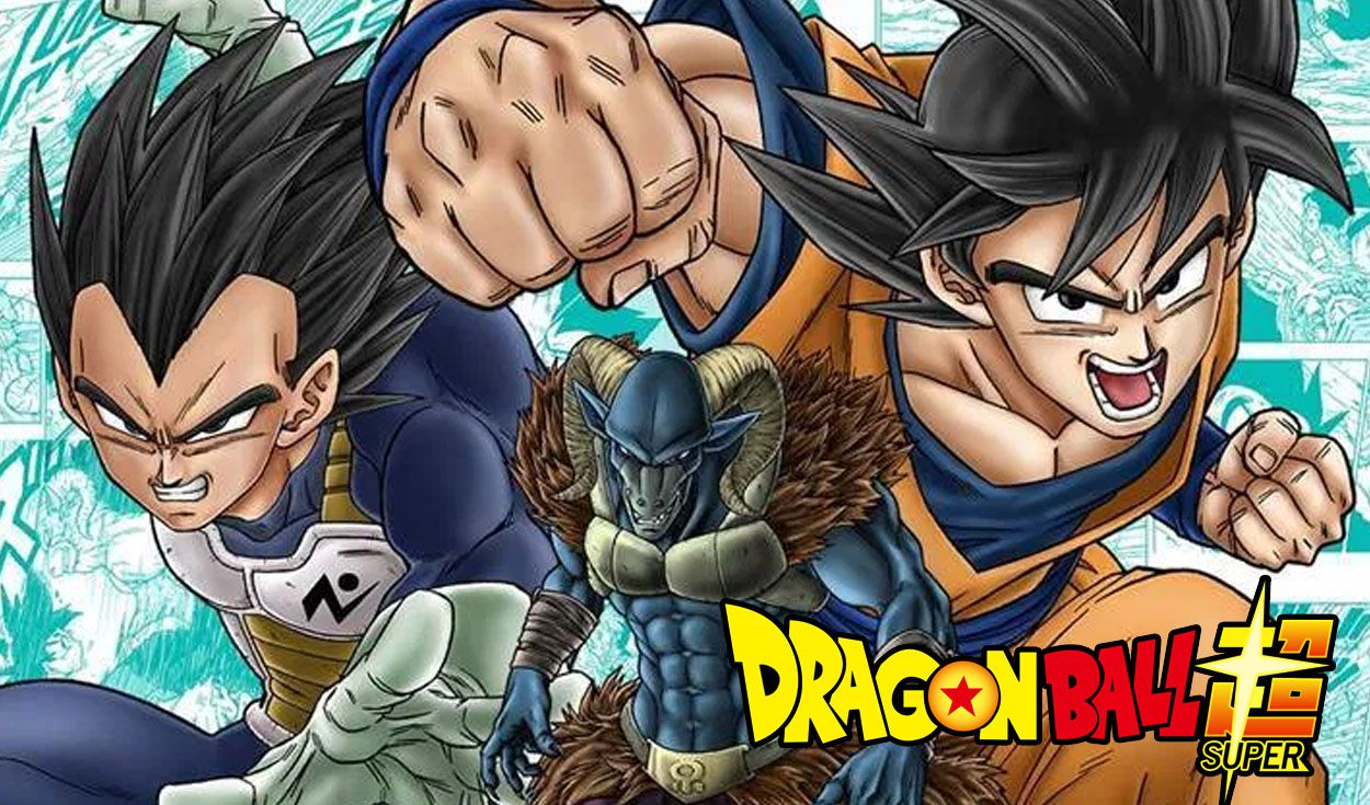 Goku usará el Ultrainstinto en el manga 65 de Dragon Ball Super. Créditos: Toei Animation