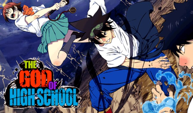 The God of Hig School, nueva información disponible (Foto: Crunchyroll Collection)