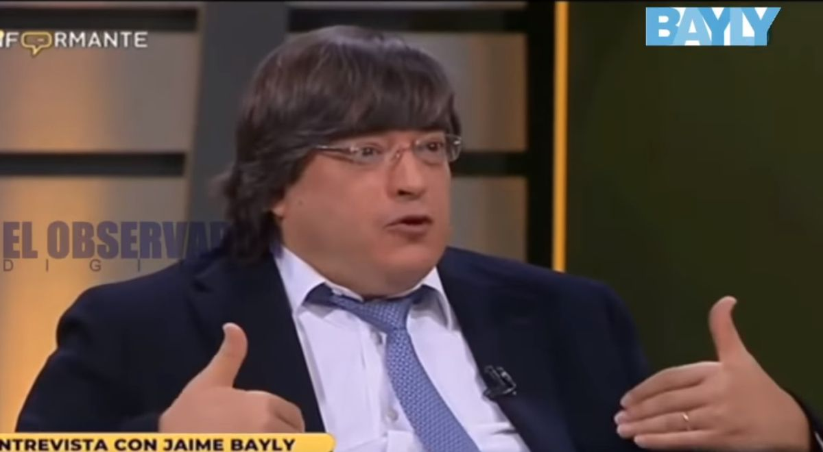 Jaime Bayly Wikipedia Español : He is the third of 10 children and is also wikipedia.