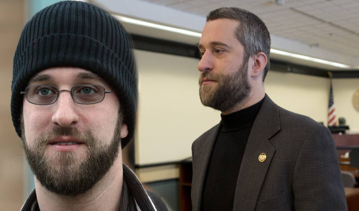 Dustin Diamond permanece internado en un hospital de Florida. Foto: composición/AFP