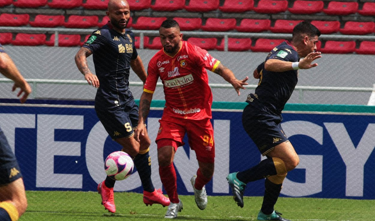 El Estadio Eladio Rosabal Cordero es escenario del Herediano vs. Saprissa. Foto: Herediano