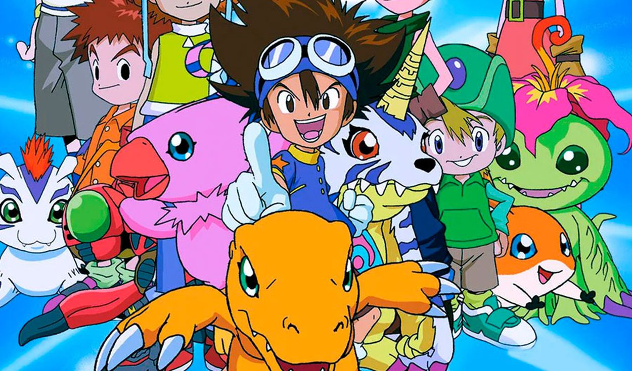 Disney podría lanzar película live action de Digimon. Créditos: Toei Animation