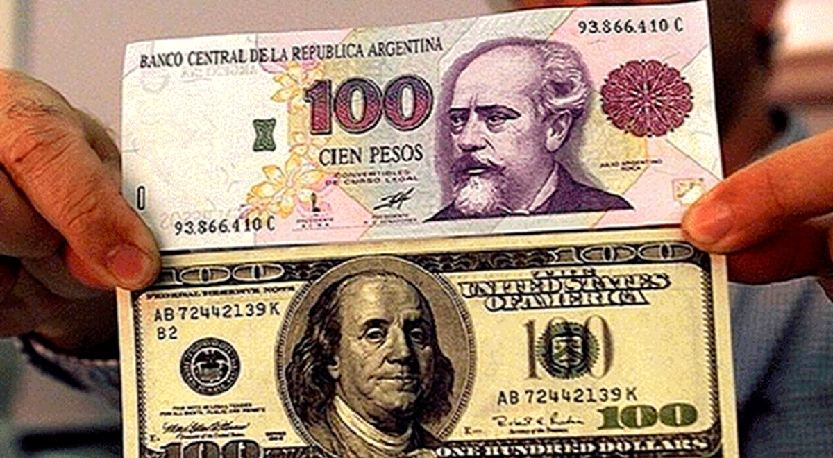 Argentine Peso Tuesday October