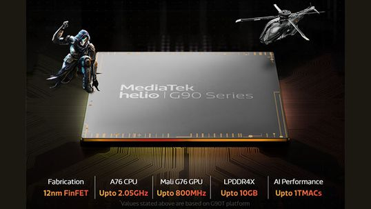 MediaTek has just launched its new range of Helio G90 and Helio G90T processors.