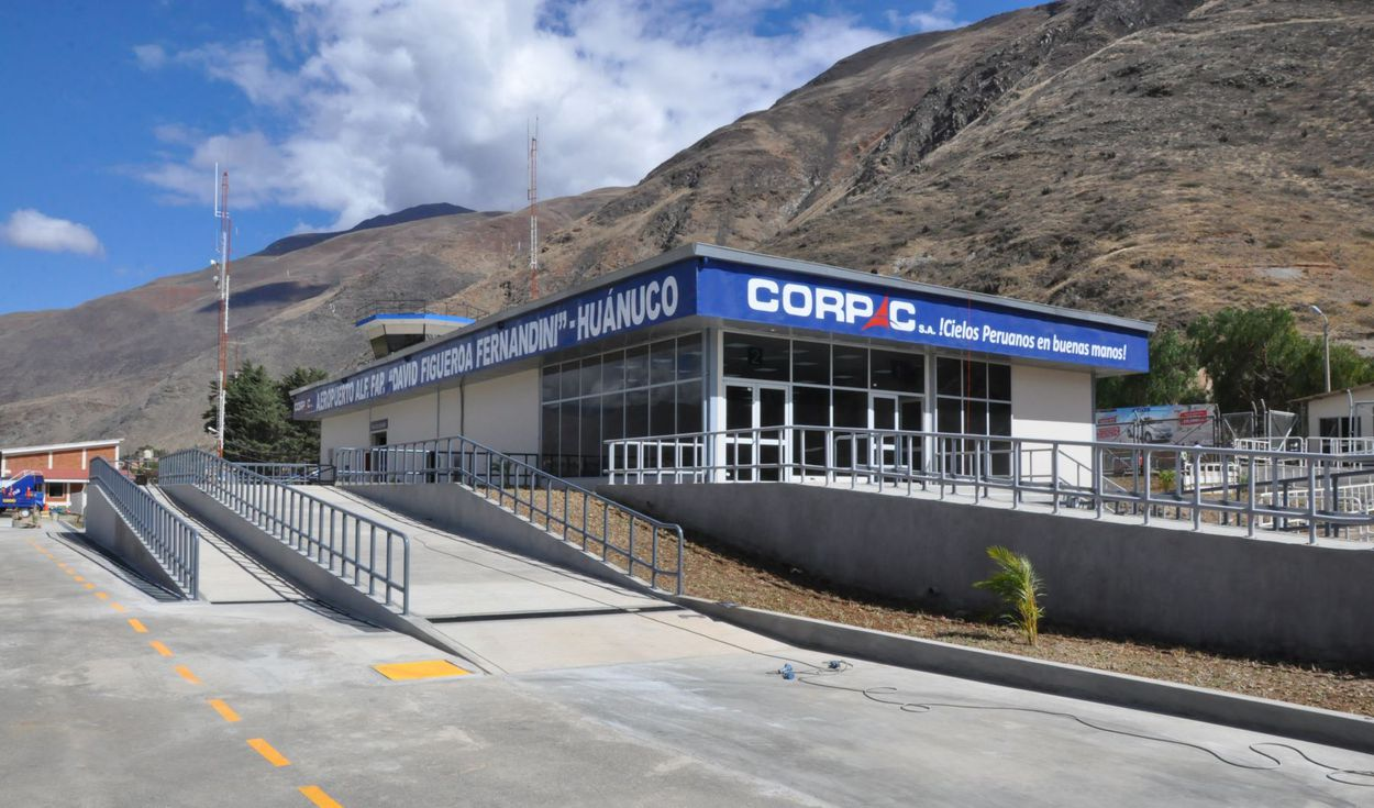 Corpac (Imagen referencial)