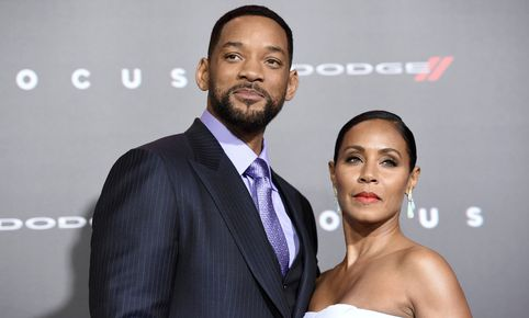 Will Smith y Jada Pinkett llevan 23 años de casados. (Foto: Chris Pizzello / AP)