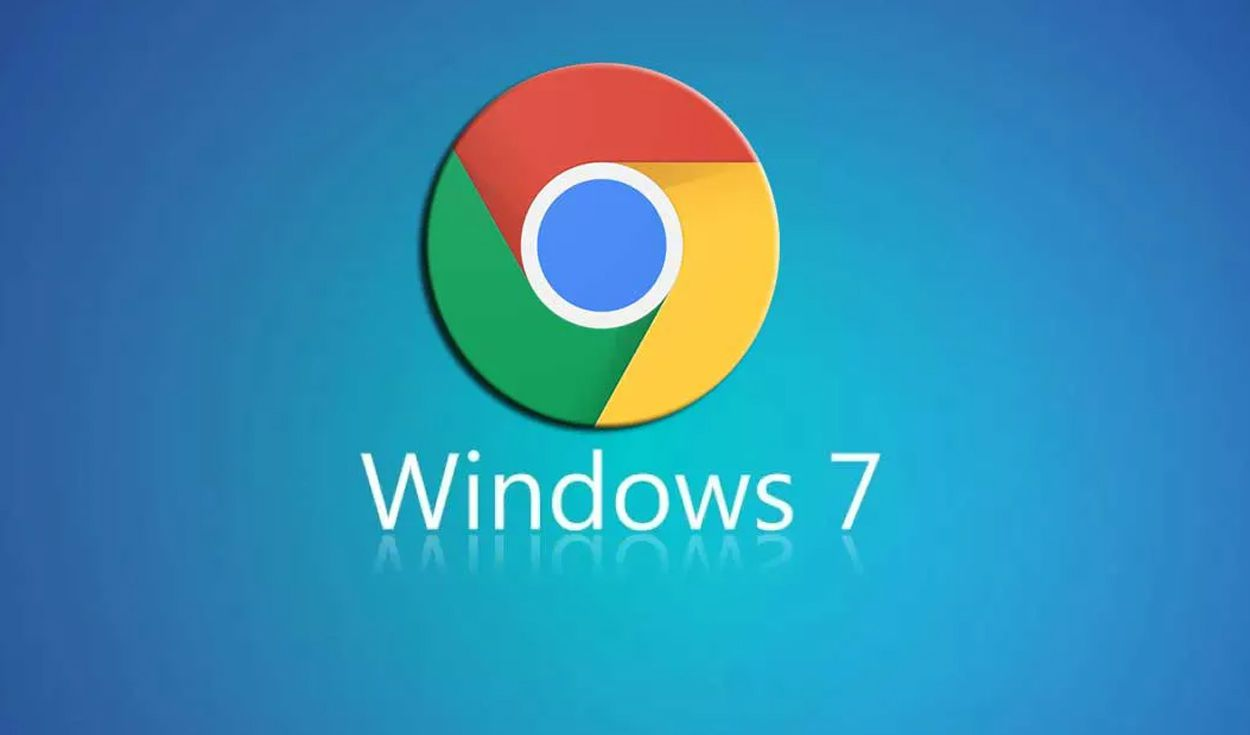 Windows 7 seguirá teniendo Google Chrome hasta 2022