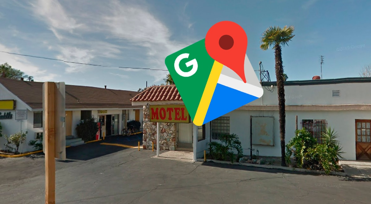 Google Maps: zooms into a motel and is shocked to see large ... on google street address location, google 360 street view, google earth live view, google home view, google street view program, google world street view, google earth 360 view, google street view in europe, google earth ukiah ca, google street view in the united states, google earth house view, google earth real time view, google mapquest street view, google earth zoom in, google earth live satellite maps, google street view enter address, google street view in africa, google earth view maps, google earth united states,
