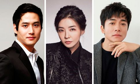 Park Hae Joon,  Park Sun Young  y Kim Young Min protagonizan The World of the Married