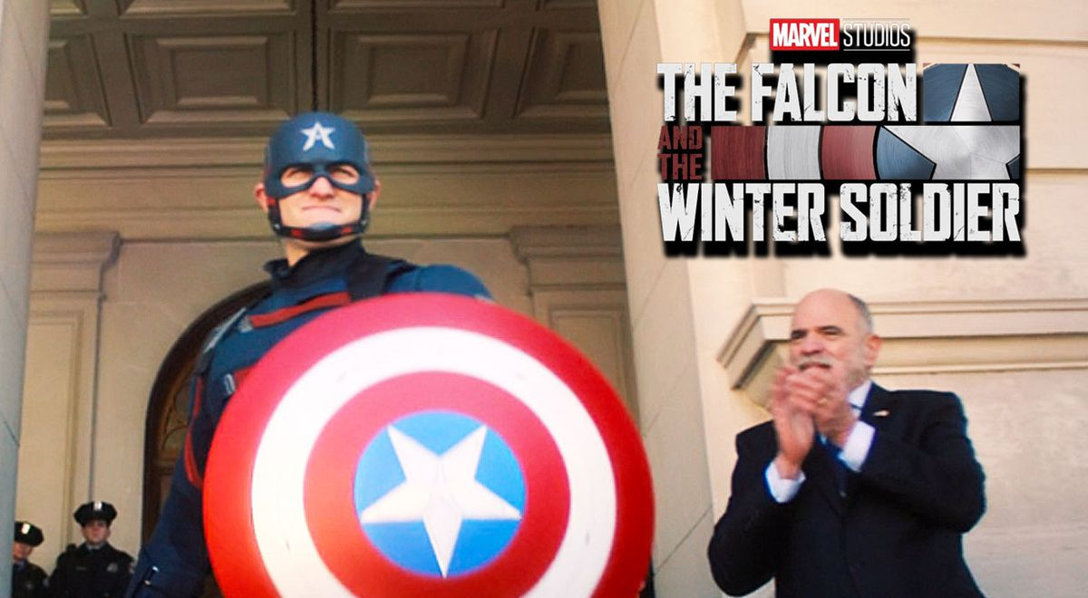 Falcon and the Winter Soldier: who is John Walker, the new Captain America?  – Pledge Times