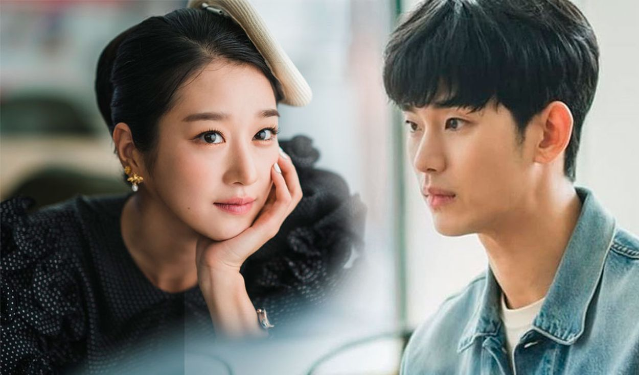 Kim Soo Hyun y Seo Ye Ji fueron una dulce pareja antes de protagonizar It's okay to not be okay. Crédito: Instagram