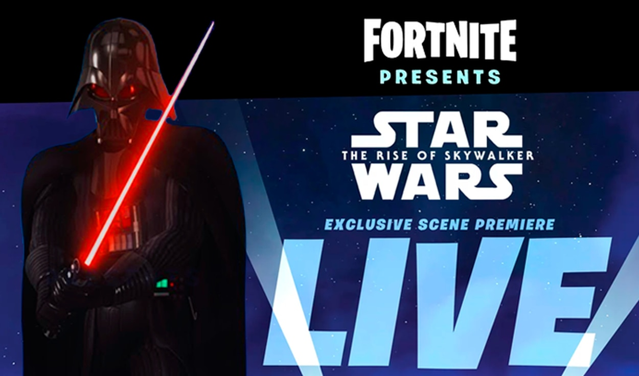 Fortnite A Qué Hora Es El Evento De Fortnite X Star Wars Temporada 11 En Perú España Y México Video En Vivo Hora Peruana La República