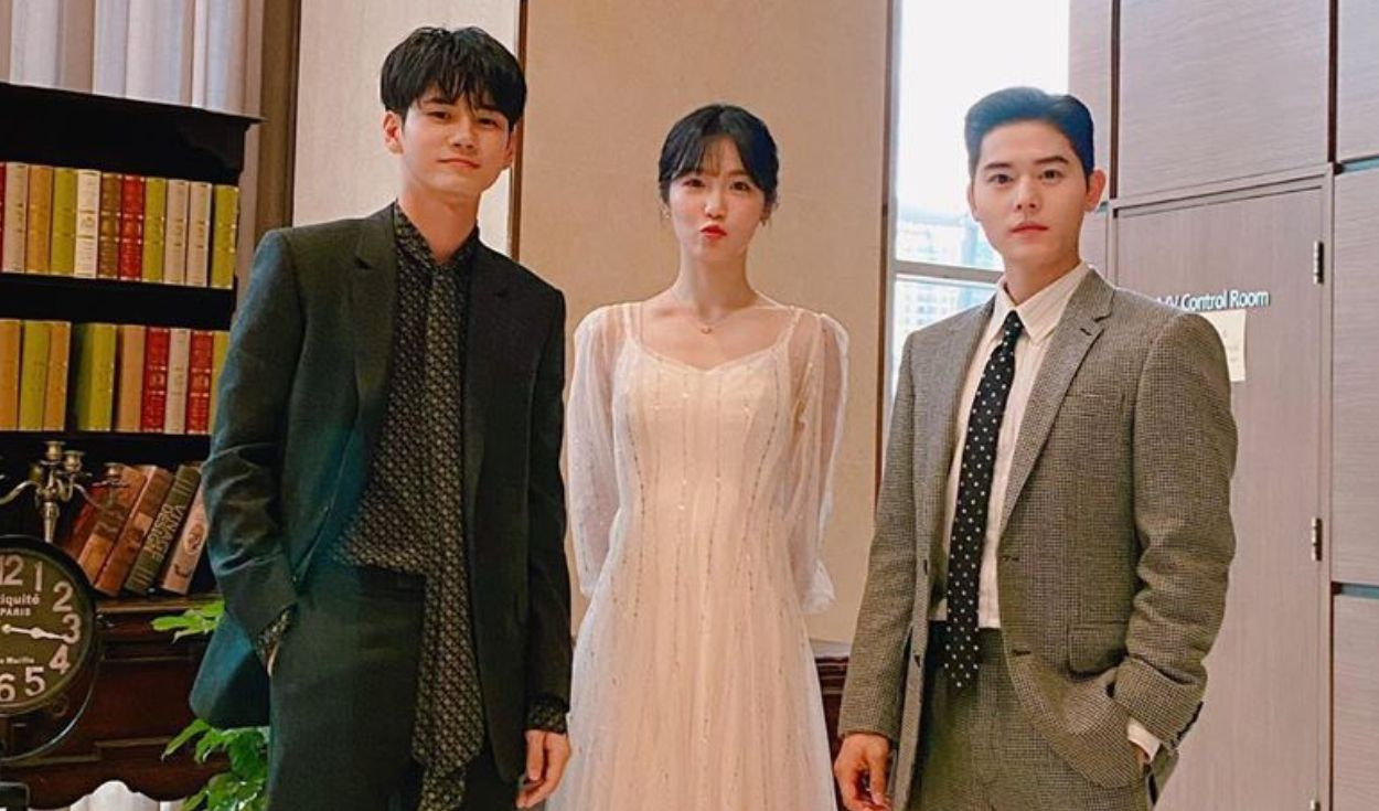 Aplazan los últimos episodios finales de More than friends. Foto: jTBC