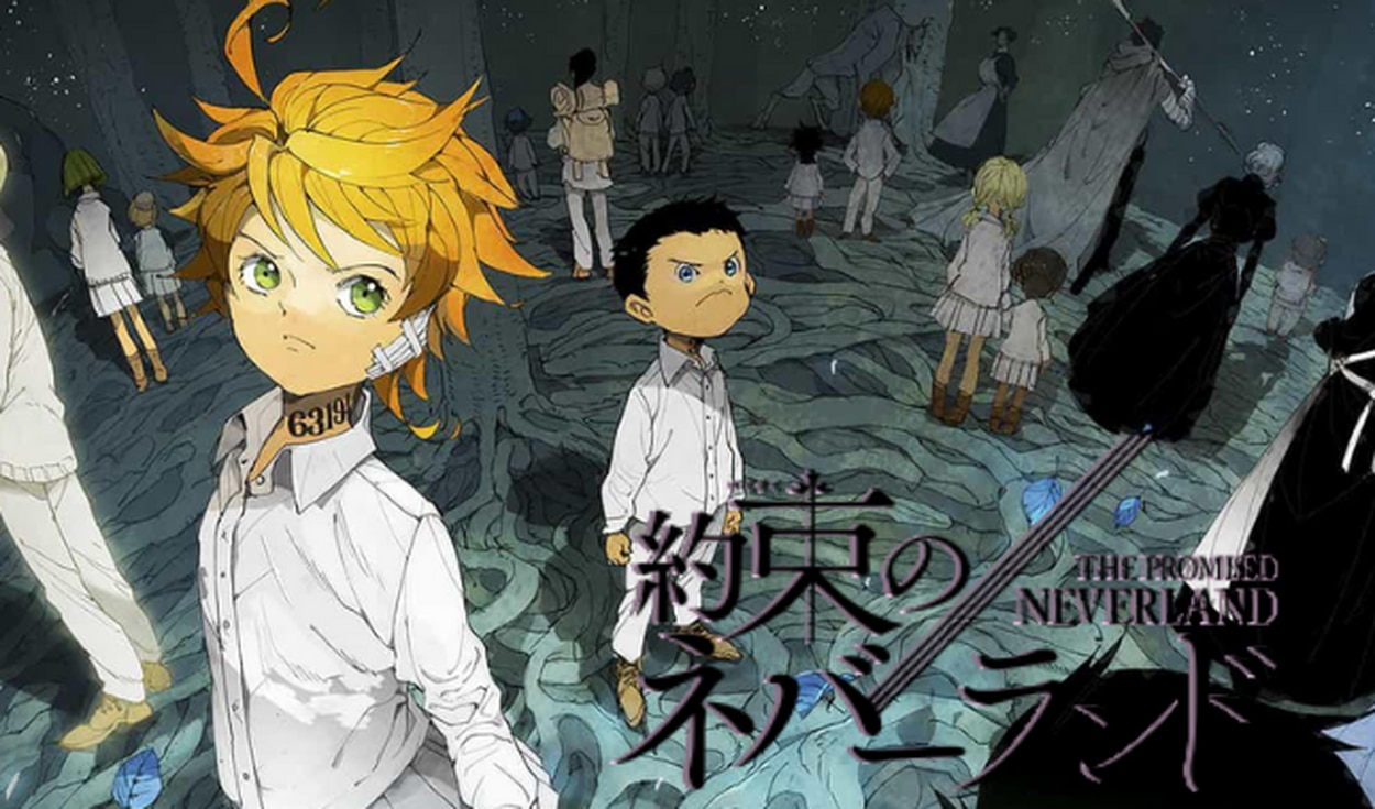 The Promised Neverland cerca del final