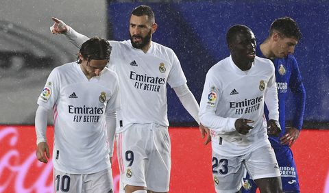 Real Madrid tiene 13 Champions League. Foto: AFP