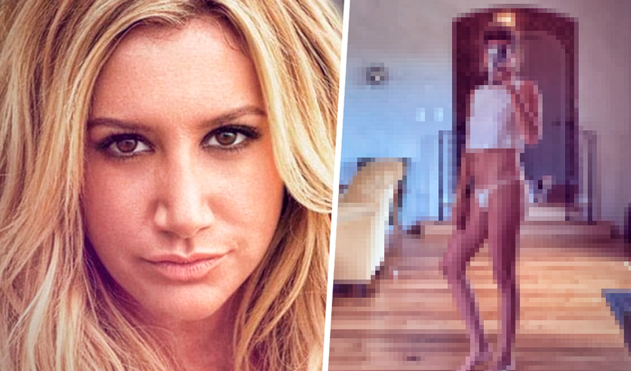 Ashley Tisdale se ha dedicado a trabajar su salud mental.