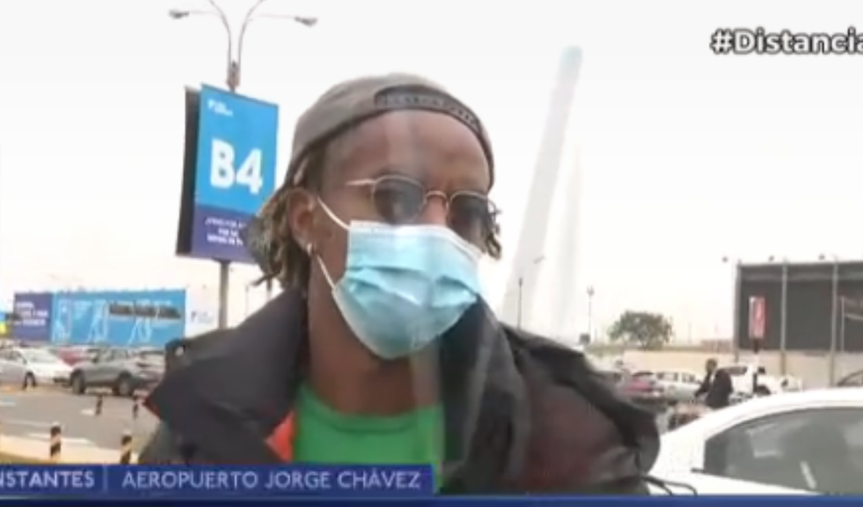 André Carrillo no pudo anotar ante Chile y Argentina. Foto: Captura Canal N